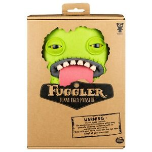 Spin Master FUGGLER Funny Ugly Monster Green Oogah Boogah Brand New In Box