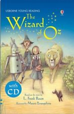 The Wizard of Oz (Young Reading CD Packs Series 2)-Frank L Baum,Mauro Evangelis