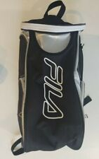 Fila Ultimate Tennis Backpack - Black/Grey