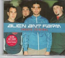 (EW672) Alien Ant Farm, Smooth Criminal - 2001 CD