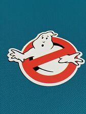Ghostbusters Logo Vinyl Sticker Laptop Luggage Skateboard