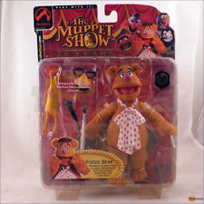 The Muppet Show Fozzie Bear series 2 Muppets figure by Palisades Toys