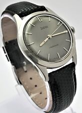 CLASSIC VINTAGE 1960'S ZODIAC CALIBER 71 AUTOMATIC! UNIQUE DIAL! USA SELLER!