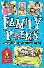 Family Poems (Scholastic Poems) (Scholastic Poetry), New, Jennifer Curry Book