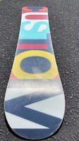 burton costum snowboard protip super fly core light speed vision /SMALL/ 45