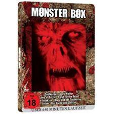Monster Horror - Blutbox - Metallbox-Edition 8 Filme - Kreaturen - DVD - NEU