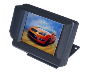"CrimeStopper SV8110HD High-Definition Universal Style 3.5"" LCD Monitor NEW!"