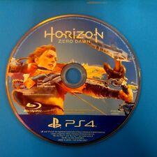 Horizon: Zero Dawn - (Sony PlayStation 4, 2017) Disc Only # 14194