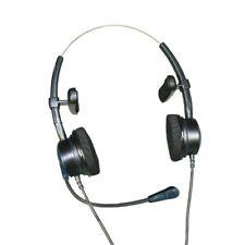 kabelgebundenes Headset AirTalk XD binaural PTT-19 Sendetaste USB