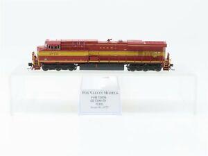 N Scale Fox Valley FVM70006 NC&STl Railway ES44AC Diesel Locomotive #1873
