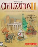 CIVILIZATION 2 II +1Clk Windows 10 8 7 Vista XP Install