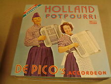 ACCORDEON LP TELSTAR / DE PICO'S - HOLLAND POTPOURRI