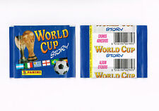 PANINI WORLD CUP STORY | RARE sealed packet | version COLOMBIA | no Sonrics