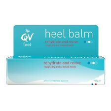 Ego Qv Heel Balm 50G Urea, Lanolin, Perfume, Propylene Glycol, Colour Free
