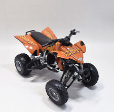 New Ray 1:12 Yamaha YFZ-450 Monster Jam SCOOBY-DOO ATV Motorcycle Model