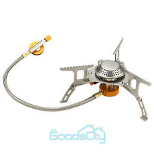 Ultralight Gas Butane Propane Canister Outdoor Camping Picnic Camp Stove Burner