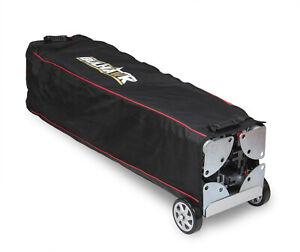 BULHAWK WHEELED HOLDALL FOR 3x3m HEAVY DUTY 50mm POP UP GAZEBO STORAGE PULLY BAG