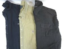 Polo Ralph Lauren & Beverly Hills Polo Club Mens Lot Of 3 Button Down Shirt 3XB