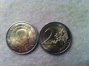 2 euro UNC     Monaco 2009