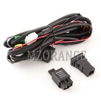Fog Light H16 Wiring Harness Switch Kits For Toyota RAV4 Hilux Chevy Silverado