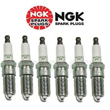 6 X NGK V-Power Resistor OEM Power Performance Power Spark Plugs LZTR5A13 # 4306