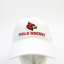 Louisville Cardinals adidas Adjustable Hat Unisex White New without Tags