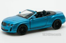 2010 Bentley Continental, Kinsmart KT5352D 1:36 scale, 5 inch model toy car gift