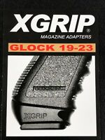 X-Grip GL19-23 for Glock 17 22 Magazine in GLock 19 23 *SAME DAY FAST FREE SHIP*