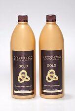 COCOCHOCO Gold 2000ml mit flüssigem 24k Gold – neue und verbesserte Rezeptur