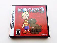 Mother 3 Game & Case - Nintendo Game Boy Advance GBA English Ver - Earthbound 2