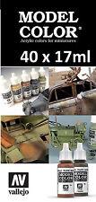 Cualquier Modelo 40 X Vallejo Color-Elige Cualquier 17ml/auxiliar/de otros rangos