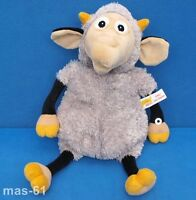 JAKERS SCHAF WILEY THE SHEEP STOFFTIER SOUND PUPPE FIGUR 35 CM