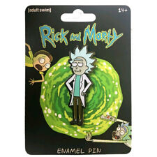 Rick and Morty - Tiny Rick Enamel Pin NEW