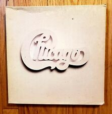 CHICAGO AT CARNEGIE HALL 4LP VINYL BOX SET W/COLORED PHOTO ALBUM & INSERT