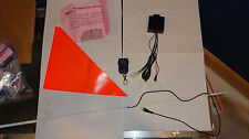 Genuine Dinli F050101 Remote Control Shut Off Controller, Flag, Complete KIT