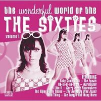 The Wonderful World of the Sixties: Vol. 1, Various Artists, Audio CD, Acceptabl