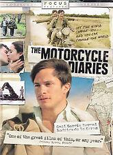 THE MOTORCYCLE DIARIES NEW DVD Gael Garcia Bernal, Rodrigo German Louisiana