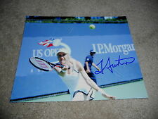 Tracy Austin Sexy Signed Autographed Tennis Photo #1