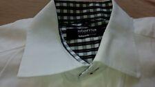 TA7962 ETERNA Blackline Excellent Hemd 41  Weiß Unifarben Gut