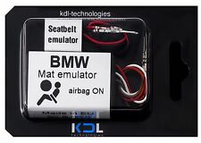 For BMW US F10 F20 F01 F30 F25 F15 Seat Occupancy sensor Bypass Mat Emulator Air