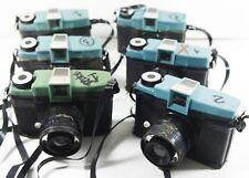 Lot of 6 Diana Cameras