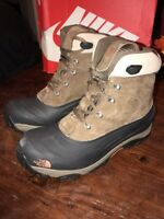 The North Face Men's Chilkat II Boots Brown Size 10.5 Men's New