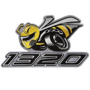 Dodge 1320 Super Bee Metal Sign Mancave Garage