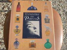 L'UNIVERS DES PARFUMS     FABIENNE PAVIA   ED  SOLAR  1995