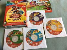 Four Cd - Rom Disc Jump Start 1St Grade Essentials, Reading, Math & Spelling