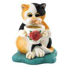 Comic & Curious Cats Border Fine Arts Home Figurine New Boxed A27186
