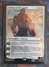 Mtg Gideon of the trials foil mint condition