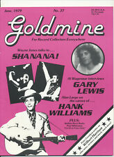 GOLDMINE Magazine No. 37, June 1979 very rare in MINT condition (see Photo)