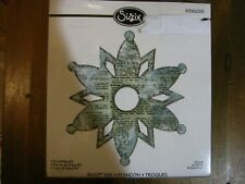 Bigz Die Snowflake #2 - Sizzix #656298 NEW!