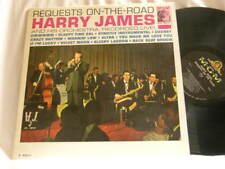 HARRY JAMES Requests On The Road Sam Sonny Firmature Jake Hanna Juan Tizol LP